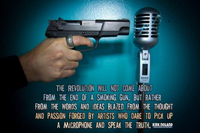 The next Revolution