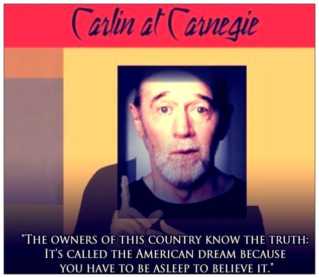 George Carlin American Dream