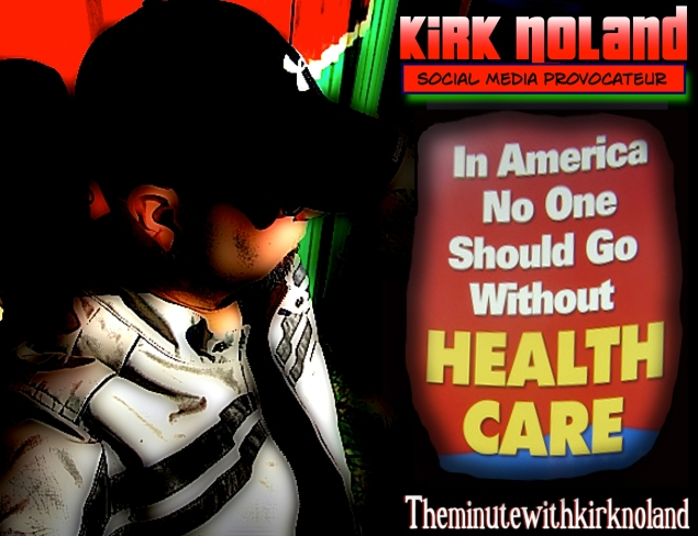 No one should go without healthcare