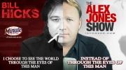 Bill,hicks,alex,jones,politics,comedy,comedians,philosophy