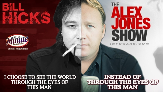 Bill,hicks,alex,jones,politics,comedy,comedians,philosophy