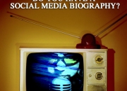Social Media Biographies in 60 seconds