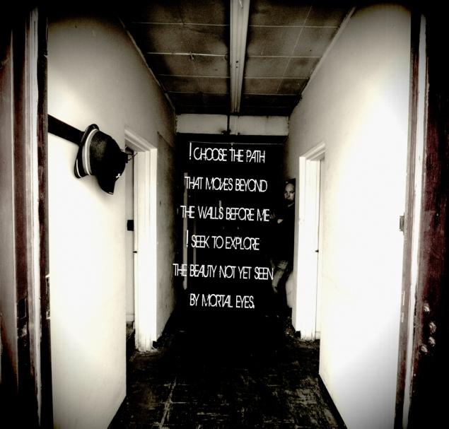 I choose the path