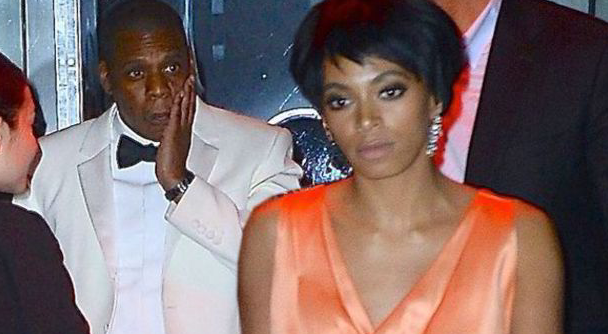Exclusive: Jay-Z and Solange it's not what you think