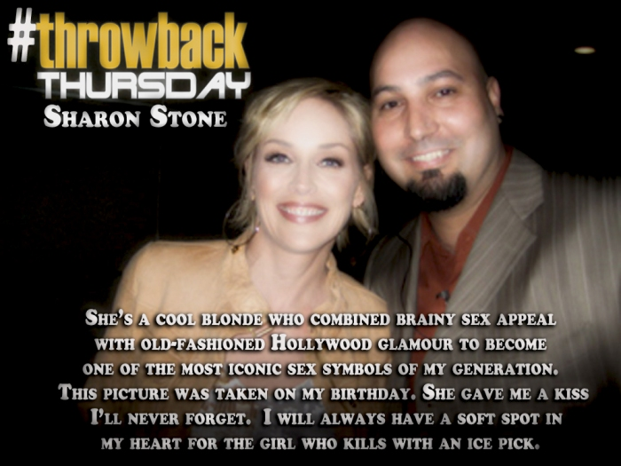 Throwback-Thursday-Sharon-Stone-actress-movie-star-Kirk-Noland-Comedian-Stand-up