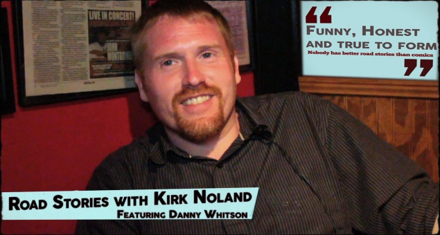 Kirk-Noland-Comedy-Road-Stories-Stand-up-Comedy-Comedians-Funny-The-Minute-with-Kirk-Noland