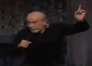 George-Carlin-Bullshit-Kirk-Noland-Comedy-Video