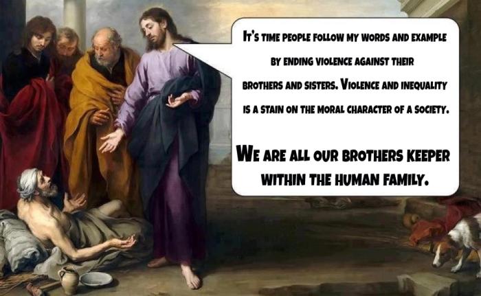 Jeus,God,Commandments,love,brother,sister