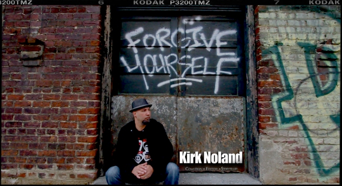 Kirk, Noland,the,minute,with,kirk,noland,comedian,editor,storyteller